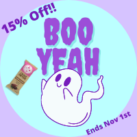 Ghost Promoting 15% Sale