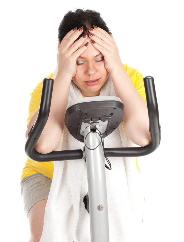 Frustrated Exercising
