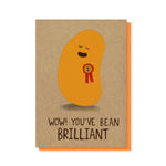 Brilliant Bean Card