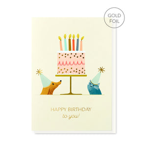 Load image into Gallery viewer, PB PRESSIES Party Pets Card