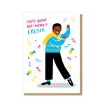 Fresh Birthday Card