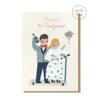 The Newlyweds Card