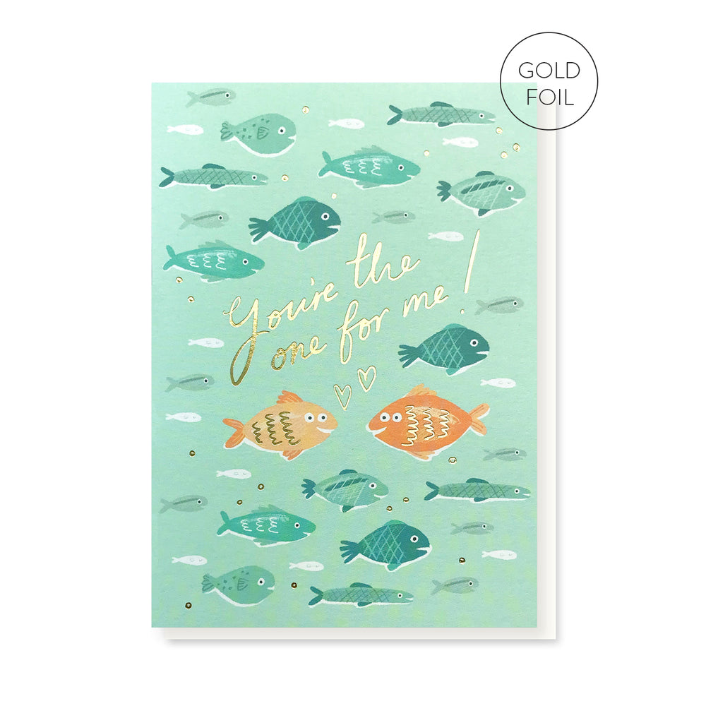 Load image into Gallery viewer, Fishies Card