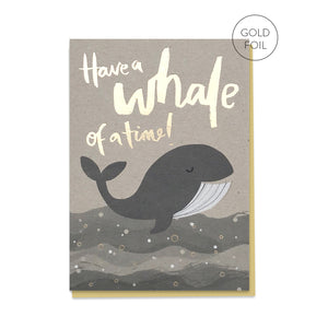 Load image into Gallery viewer, Whale Of A Time