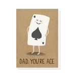 Ace Dad Card