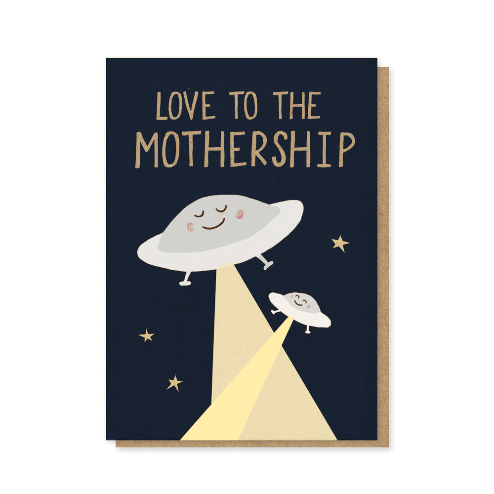 Mothership Card