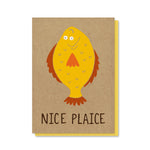 Nice Plaice Card