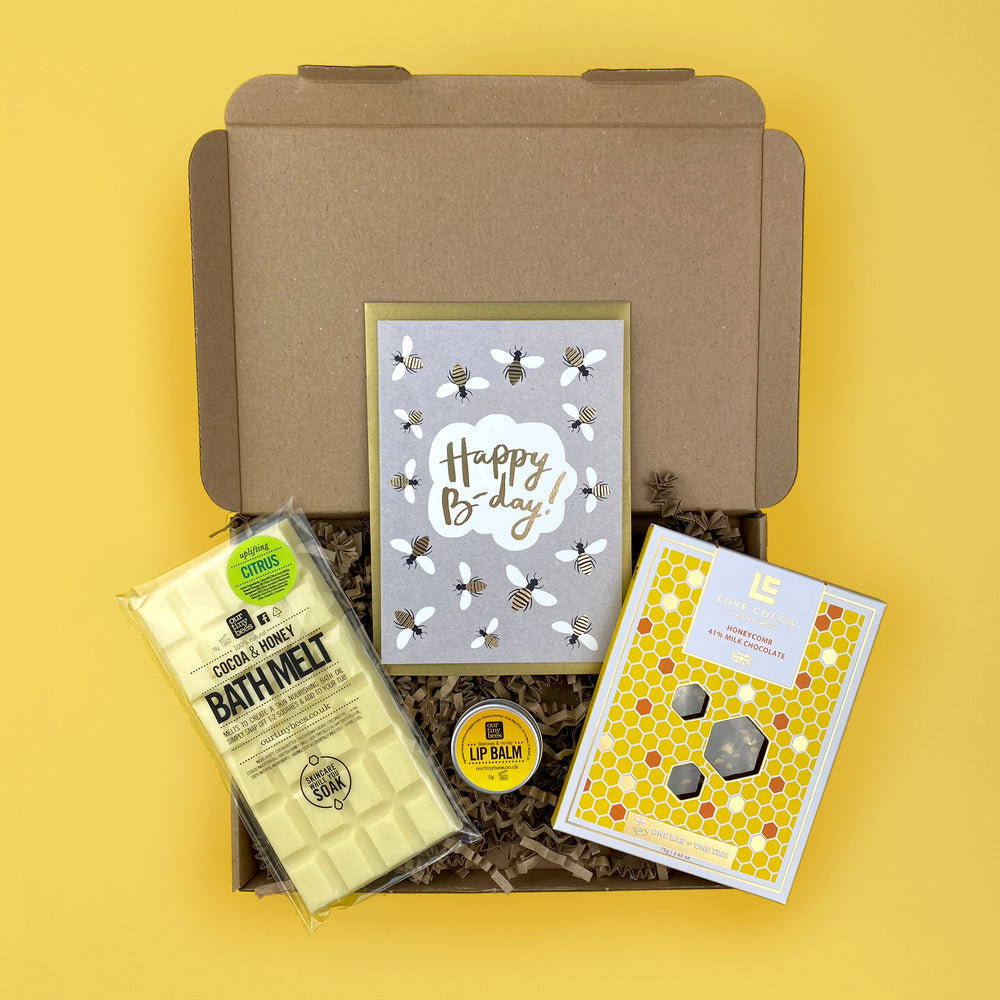 The Bee-Day Box