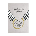 Partner In Crime Print