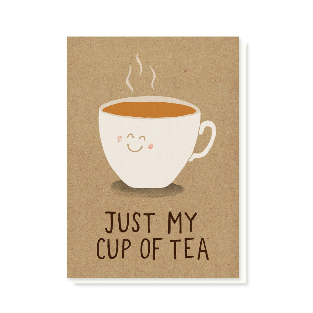 Cup Of Tea Card