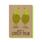 Lovely Pair Card