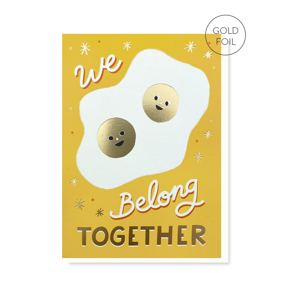 Double Yolker Card
