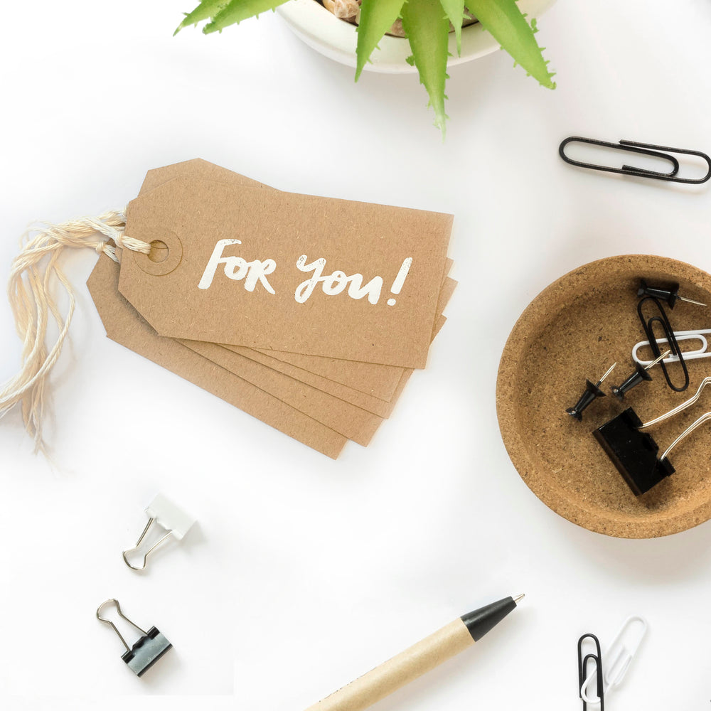 'For You' Gift Tags