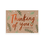 Copper Thinking Of You Card