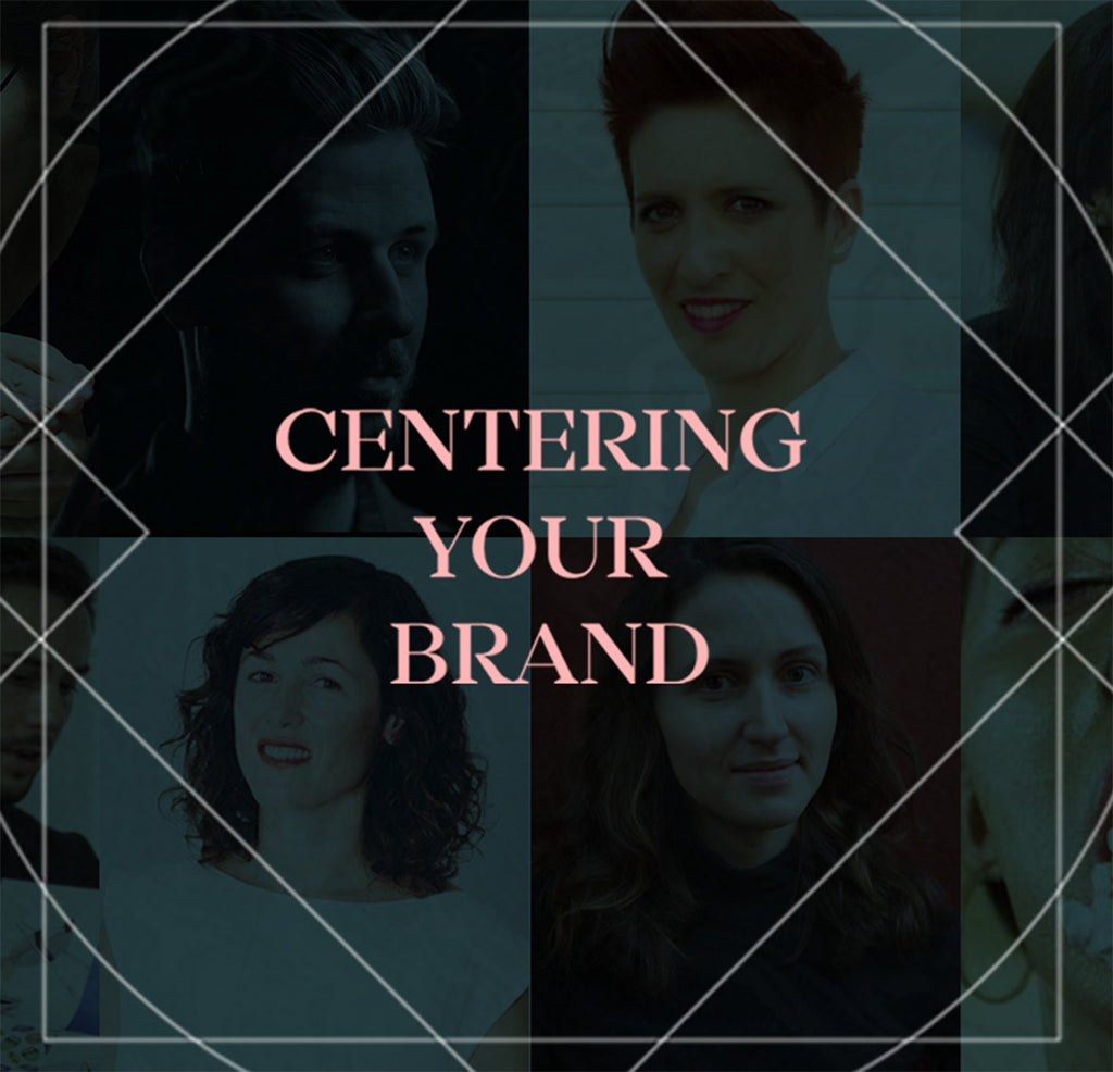 CENTERING YOUR BRAND : VALENCIA SPAIN