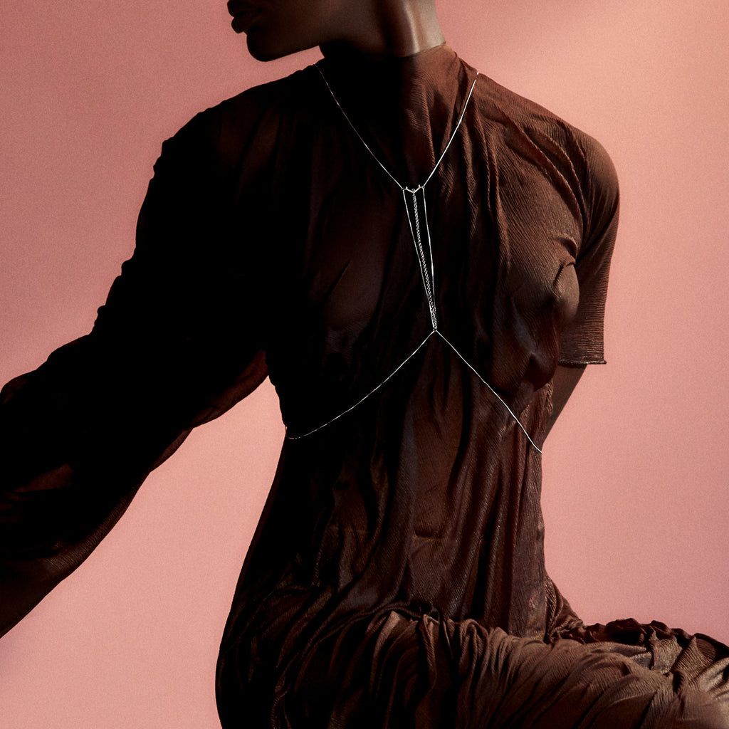 BODYCHAINS REIMAGINED | THE RELAUNCH OF BLISS LAU BODYCHAINS PHOTOGRAPHED BY RICARDO RIVERA