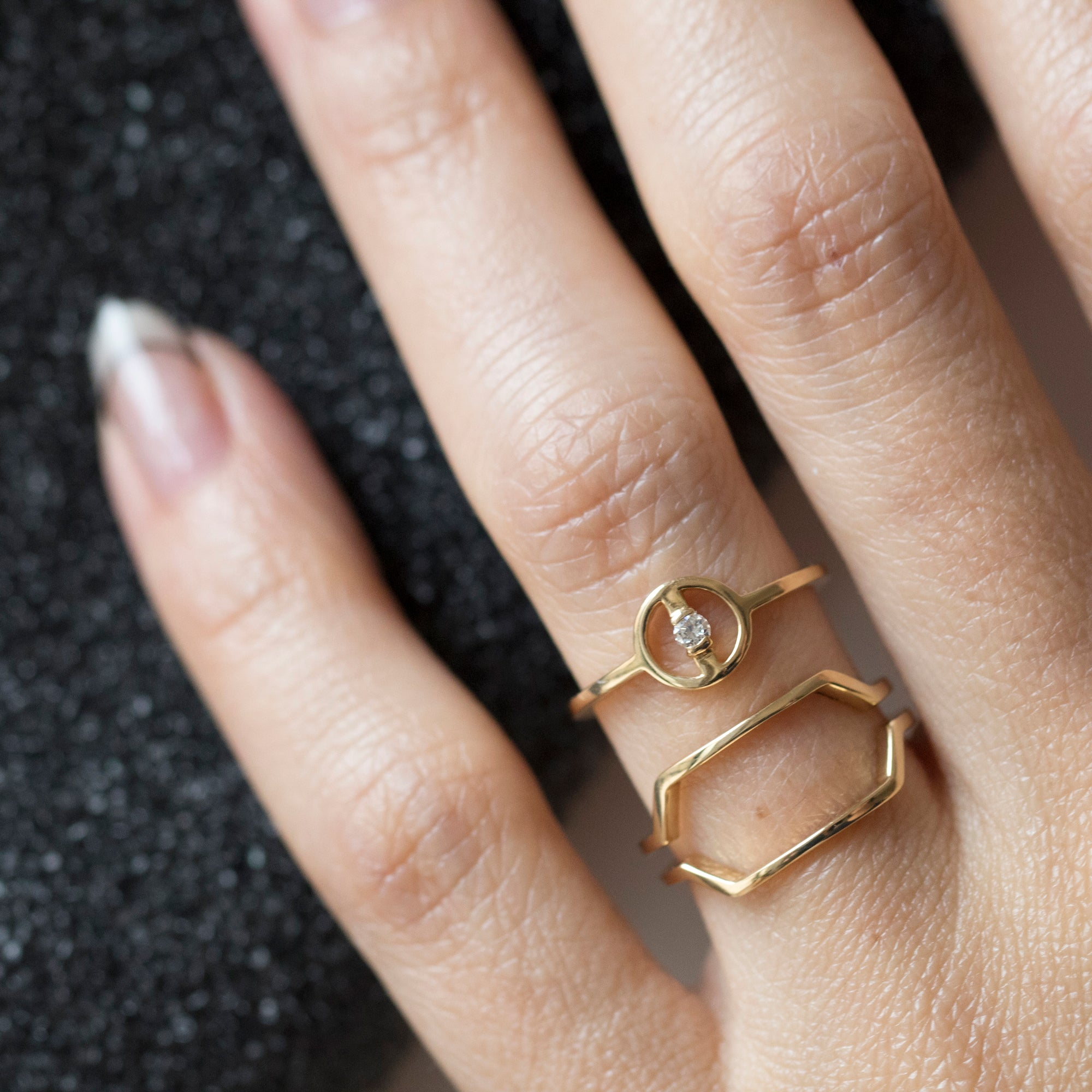 Harmonious Ring Set