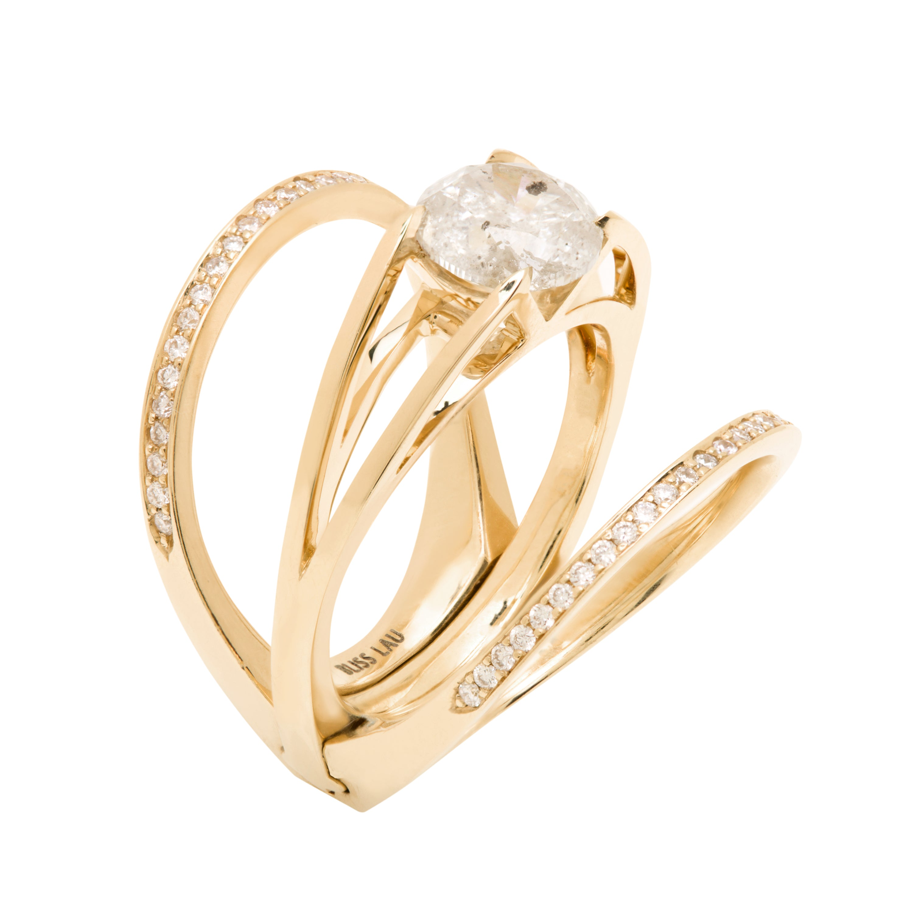 Acute 22mm Enclose + Centered Ring Set