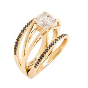 Acute 13mm Enclose + Centered Ring Set