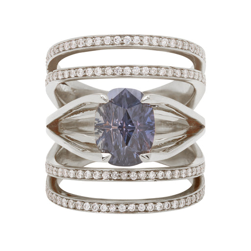Elliptical Enclose + Centered Ring Set