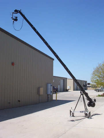 PRO - MODULAR 24' TURNKEY CAMERA CRANE, NEW