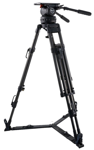 CT-80K - TRIPOD/FLUID HD/GRND SPRD/BARS/NEW