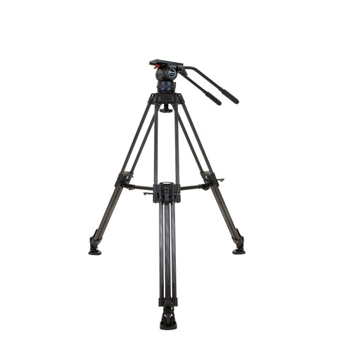CT-30K - TRIPOD/FLUID HD/GRND SPRD/BAR/NEW