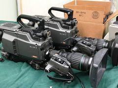 HDC-750A - MULTIFORMAT HD CAMERA PACKAGE