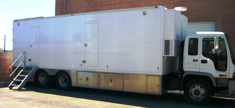 TRUCK - 38' w/ 29' BOX, HD EQUIPPED, CALL
