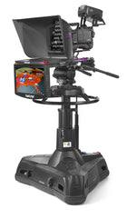 "CSP17L - 17"" ON-CAMERA PROMPTER SYSTEM, NEW"