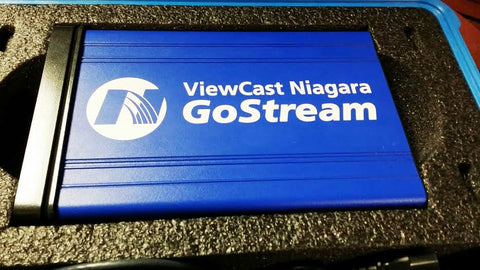NIAGARA GOSTREAM SURF - STREAMING MEDIA SYS.