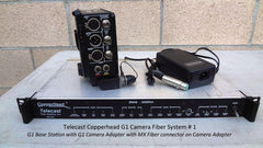 COPPERHEAD G1 - BASE STATION/CAM ADPTR/MINT