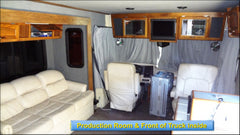 MOTOR COACH - 36', HD EQUIPPED, LOW MILES