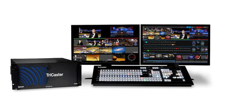 TRICASTER 860 - w/ CONTROL SURFACE, 1 YR WTY