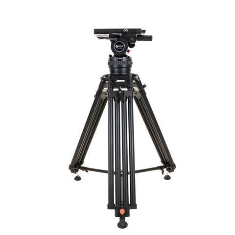 CT-130K - TRIPOD/FLUID HD/BARS/CASE/BAG, NEW