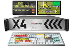 X4 - LIVE PRODUCTION/STREAMING STUDIO