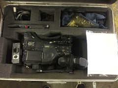 "PDW-F800 - 2"" VF, MIC, ZOOM CONTROLLER, P.S."