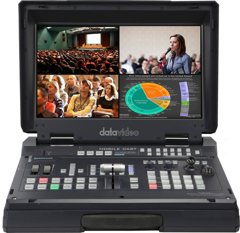 HS-1600T MARK II - 4-CH STREAMING STUDIO/NEW