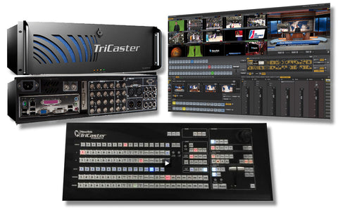 TRICASTER 450 EXTREME - WITH CONTROL SURFACE