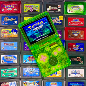 Game Boy Advance SP | GBA SP