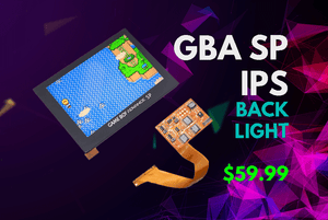 Game Boy Advance IPS Backlight