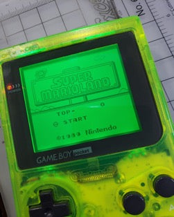 Game Boy Pocket v5 step-up voltage regulator - linklooklisten - Hand Held Legend