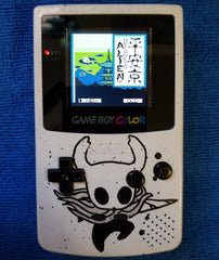 Hand Held Legend, HHL, Game Boy Color, GBC, CGB-001, alejandrodeloach, Alejandro Deloach