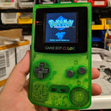 Hand Held Legend, HHL, Game Boy Color, GBC, CGB-001, backlit LCD