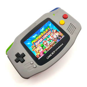 Hand Held Legend, HHL, Nintendo, Game Boy Advance, GBA, AGB-001, AGB001, Funnyplaying, IPS
