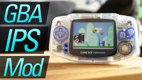 Colin Wirth, This Does Not Compute, Hand Held Legend, RetroSix, Retro Six, Game Boy Advance, GBA, AGB001, Nintendo, AGB-001