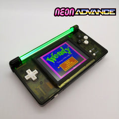 Hand Held Legend, HHL, Joe Bleeps, JoeBleeps, Neon Advance, Game Boy Macro, GBM, DS, DS Lite