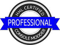 Hand Held Legend, HHL, Modifications and Custom Consoles, Modders, Certified, Certified Hand Held Legend Dodders