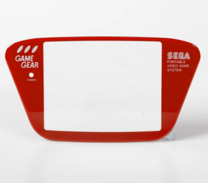Tempered Game Gear Glass