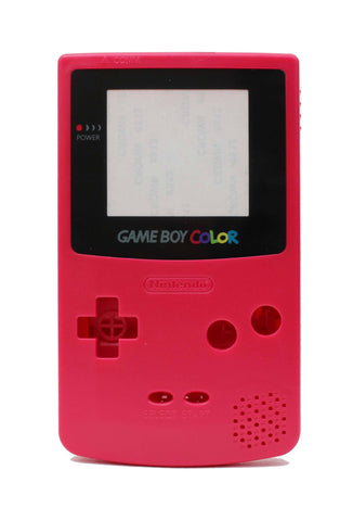 Game Boy Color Shell